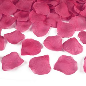 rozenblaadjes-roze