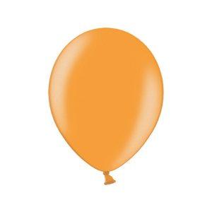 Metallic ballonnen 'Oranje'