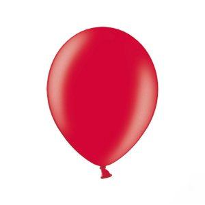 Metallic ballonnen 'Rood'