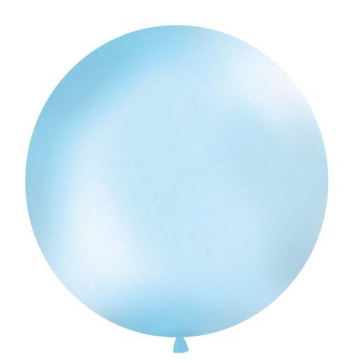 Mega ballon baby blauw