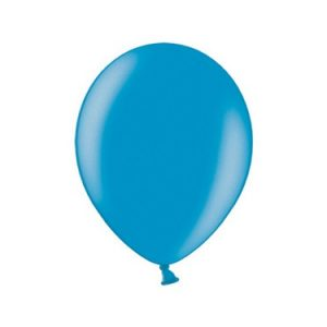 metallic-ballonnen-caribbean-blue