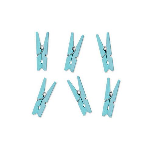bruiloft-decoratie-houten-knijpers-baby-blue