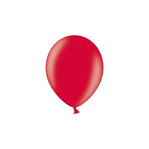bruiloft-decoratie-metallic-ballonnen-rood