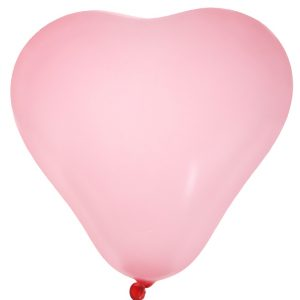 hartjesballonnen-roze