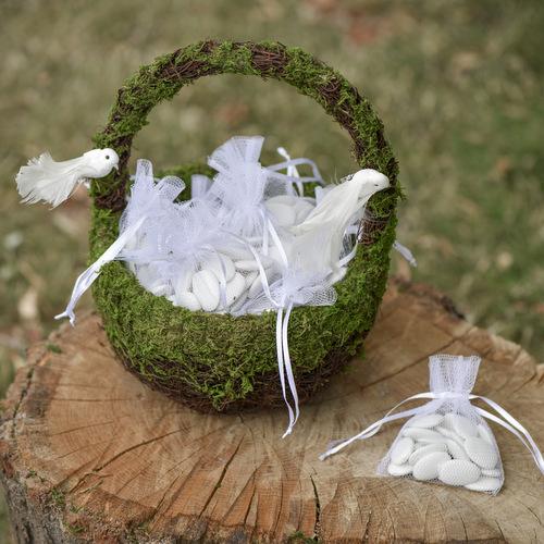 Bloemenmandje 'Moss'