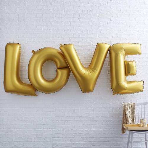mega-folieballonnen-love-goud