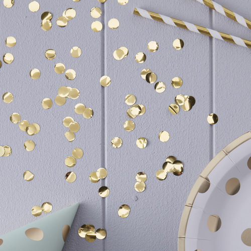Confetti 'Metallic Gold'