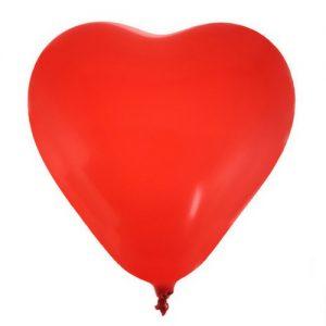 bruiloft-decoratie-hartjesballonnen-rood