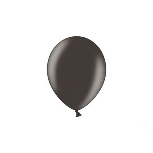 bruiloft-decoratie-metallic-ballonnen-zwart