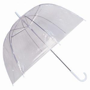 Paraplu-doorzichtig