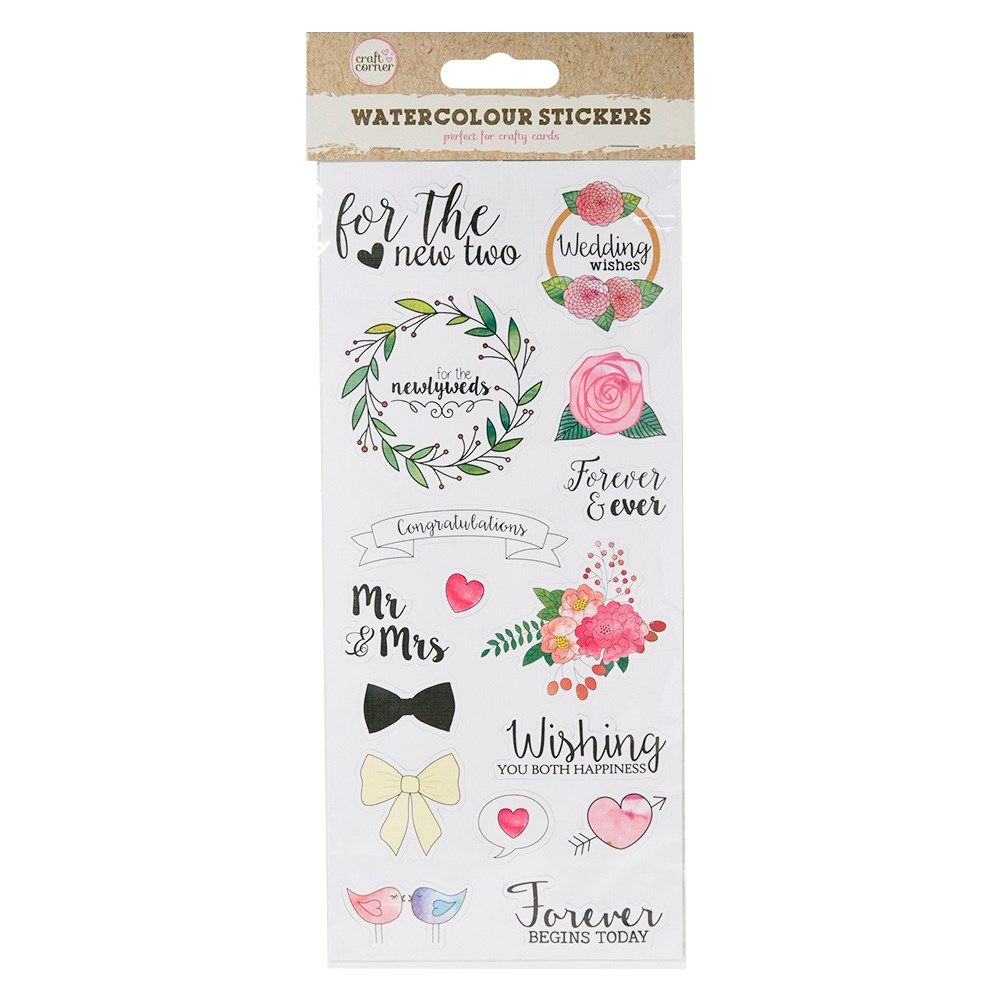 Stickers-Wedding