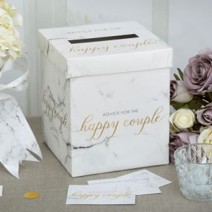 wedding-wishes-box-scripted-marble