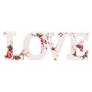 Floral-Love-letters-hout