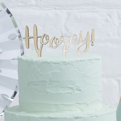 Cake-topper-Hooray-Pick-Mix