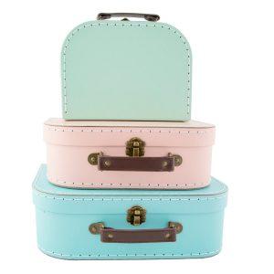 Set-Retro-Suitcases