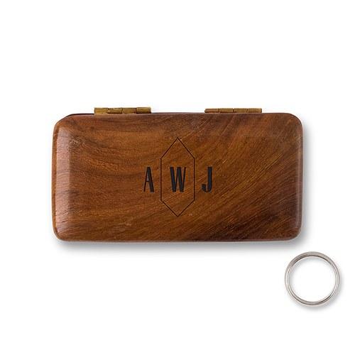 houten-ringdoosje-geo-monogram