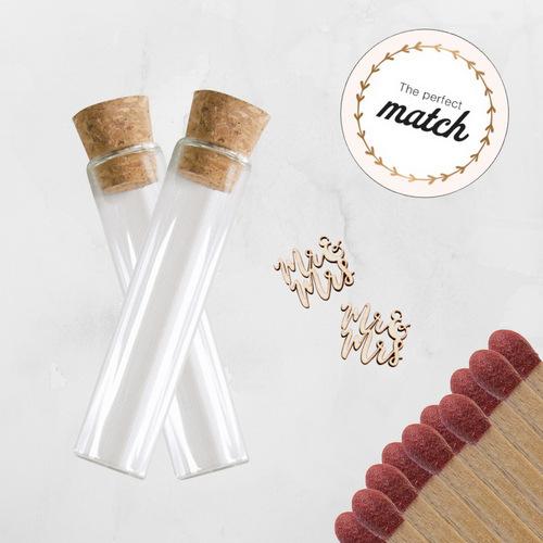 bedankje-the perfect-match-glazen-buisje