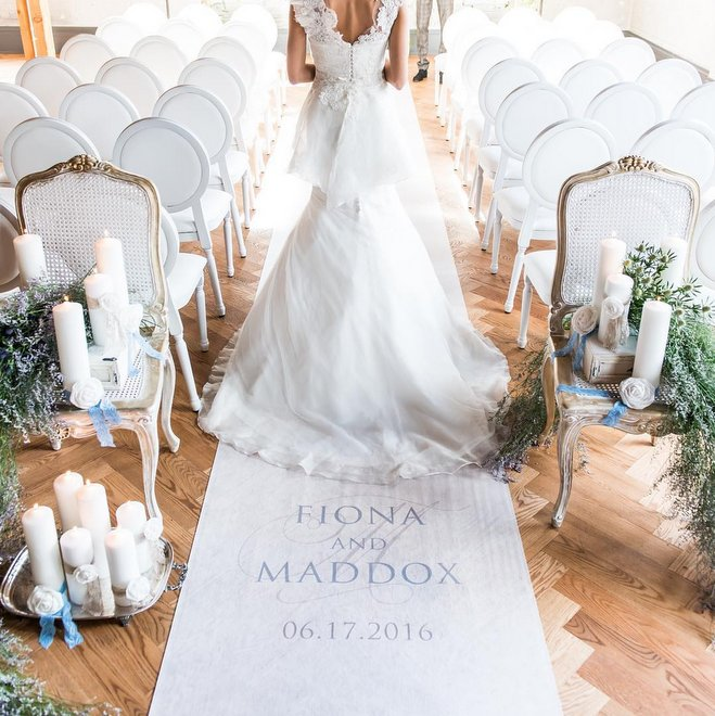 loper-bruiloft