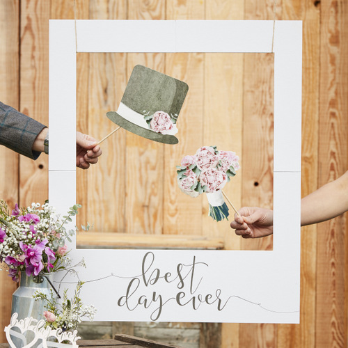 Best-Day-Ever-polaroid-bord-Rustic-Country