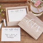 Houten-Date-Night-Ideas-gastenboek-Rustic-Country