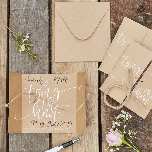 Save-the-date-kaarten-Rustic-Country