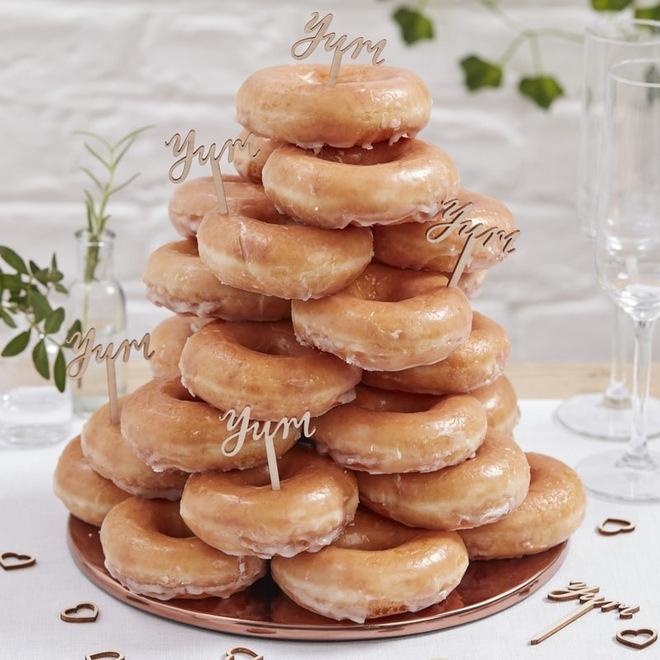 donut-wall-bruiloft
