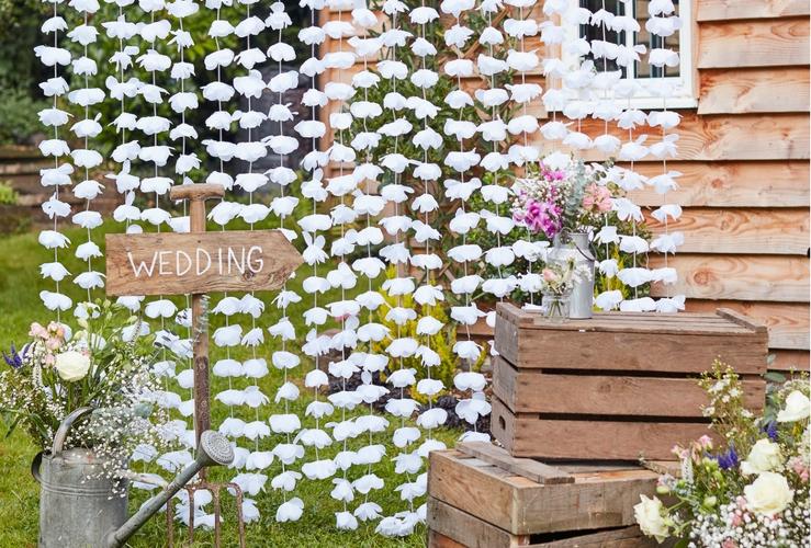 De Mooiste Backdrops Bruiloft Decoratie What A Wonderful