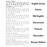 bruiloft-decoratie-lettertypes