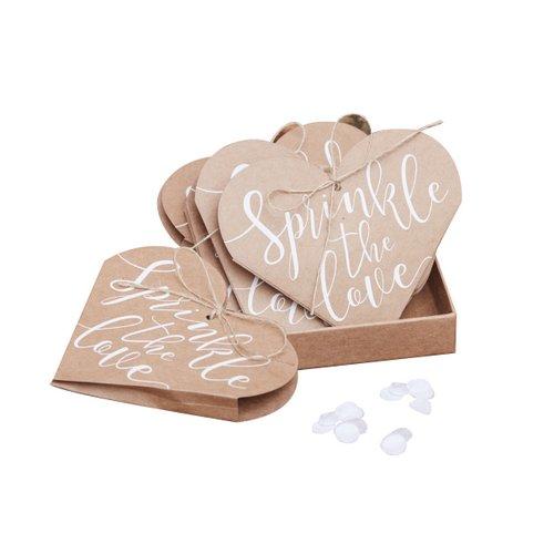 confetti-cones-sparkle-the-love-rustic-country-2