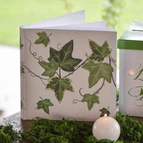 gastenboek-botanical-green