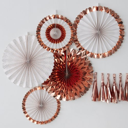 bruiloft-decoratie-paper-fans-pick-mix-rose-gold-2
