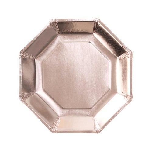rosegouden-papieren-bordjes-pick-mix-rose-gold
