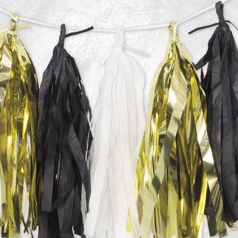 tasselslinger-gold-black