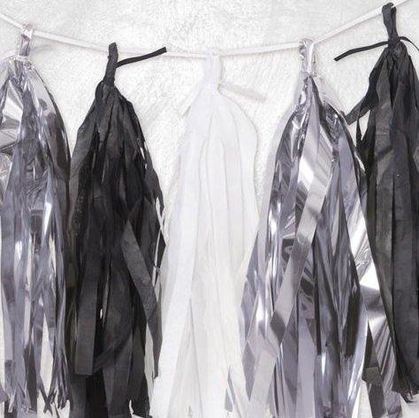 tasselslinger-silver-black