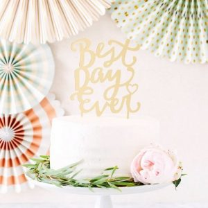 bruiloft-decoratie-cake-topper-best-day-ever
