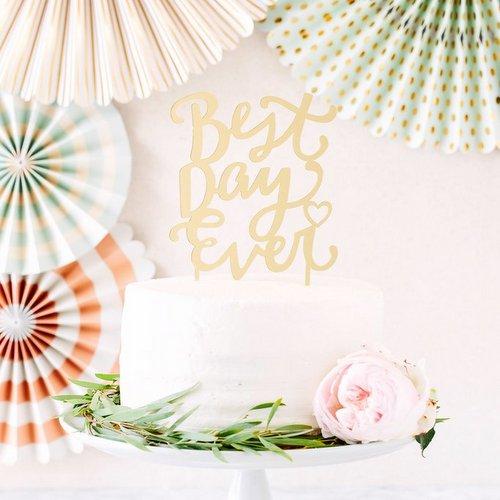 bruiloft-decoratie-cake-topper-best-day-ever