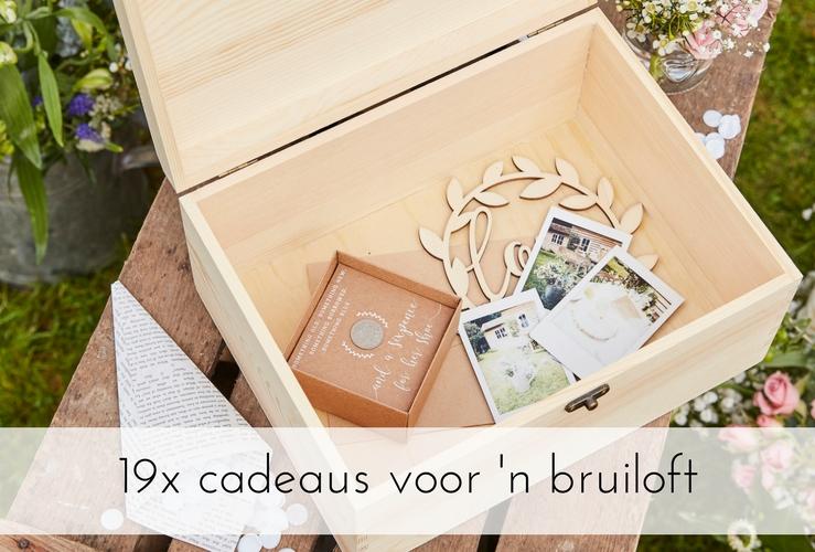 Bruiloft Cadeau Ideeen Bruiloft Decoratie What A