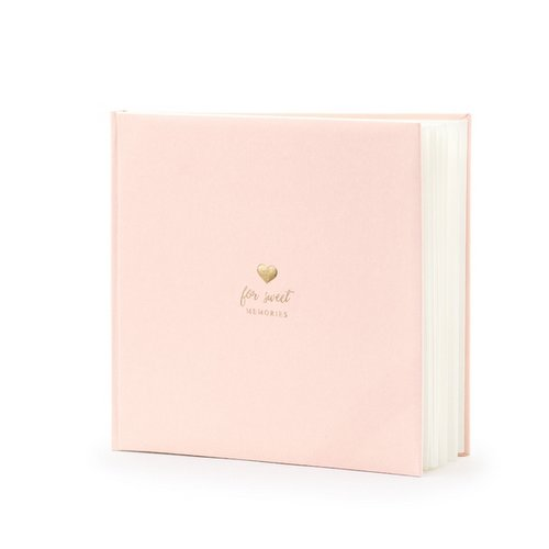 gastenboek-for-sweet-memories-powder-pink