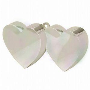ballongewichtjes-two-hearts-zilver
