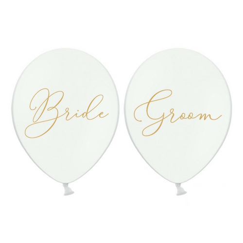 ballonnen-bride-groom-goud (1)
