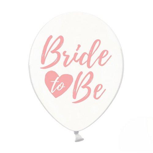 ballonnen-bride-to-be-roze