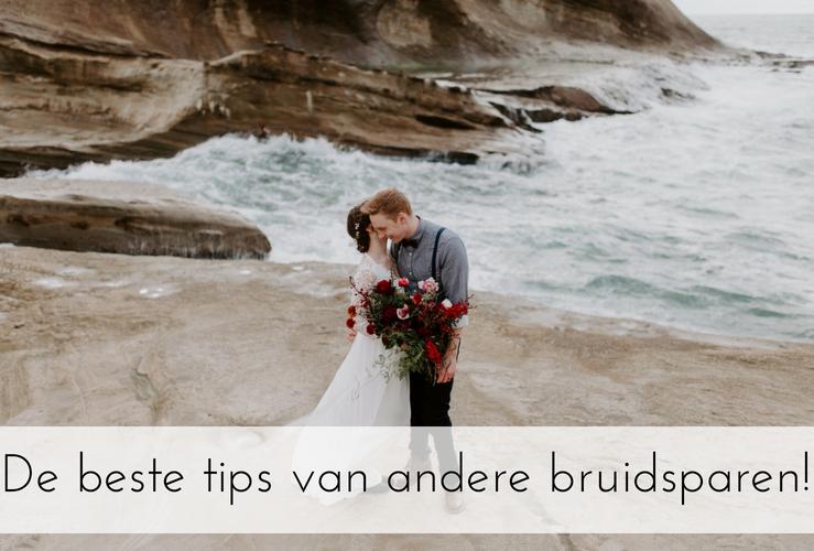 De beste tips van andere bruidsparen!