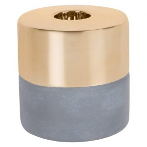 bruiloft-decoratie-waxinelichthouder-gold-grey