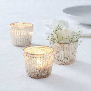 bruiloft-decoratie-waxinelichthouder-ribbed-frosted-goud