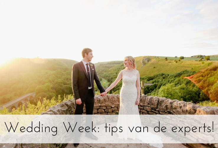 Wedding Week: trends & tips van de experts!