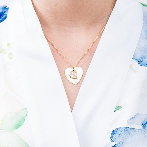 cadeau-bruidspaar-ketting-crystal-heart-goud