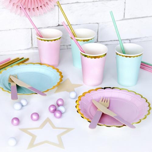 papieren-bekertjes-pastel-perfection-licht-roze