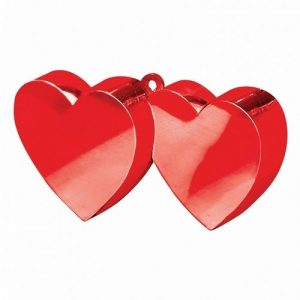 bruiloft-decoratie-ballongewichtje-two-hearts-rood