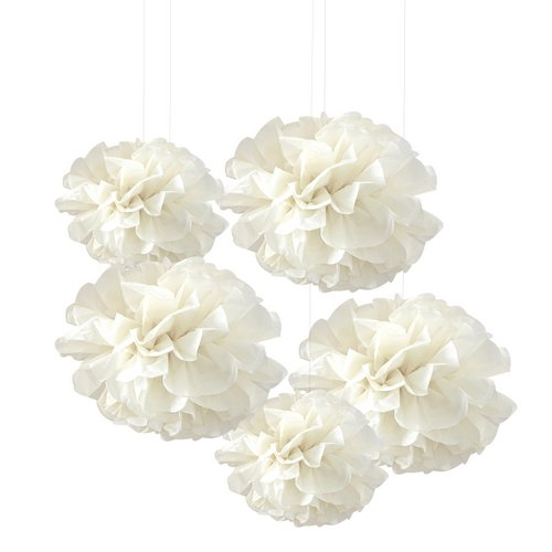 bruiloft-decoratie-pompom-set-ivoor-vintage-lace-2
