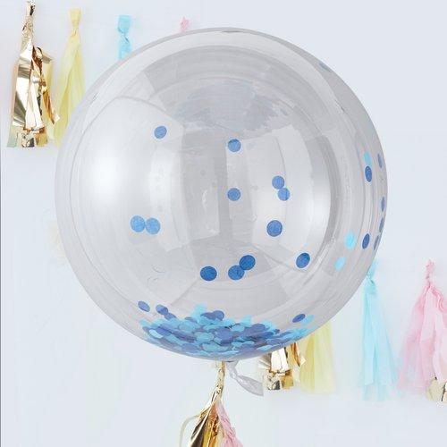 mega-ballon-confetti-blauw